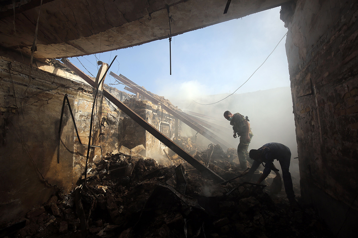 Sayyid Mohammed shrine attack