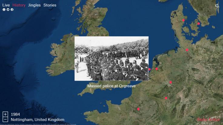 Read about radio history on Radio Garden
