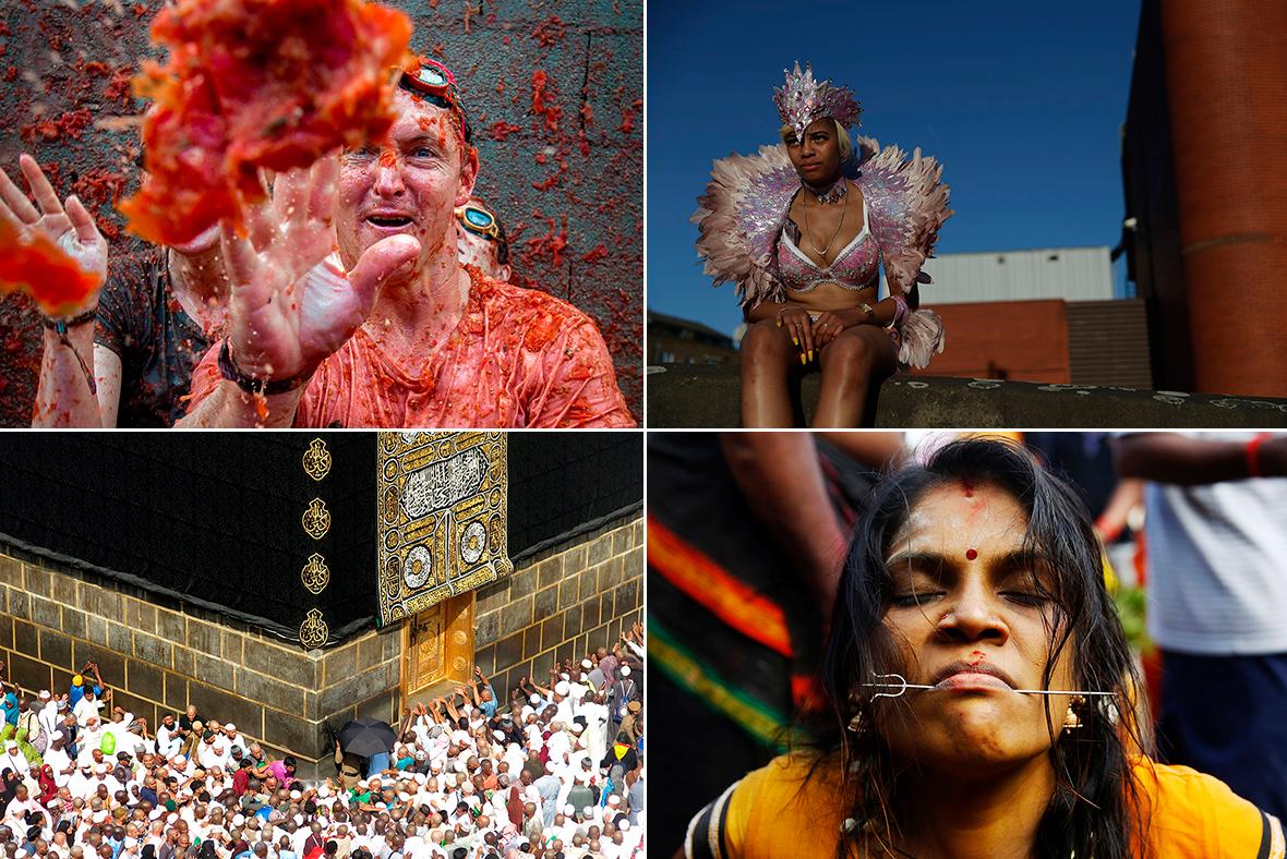 Festivals 2016