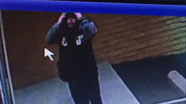 Picture of the suspect taken from CCTV