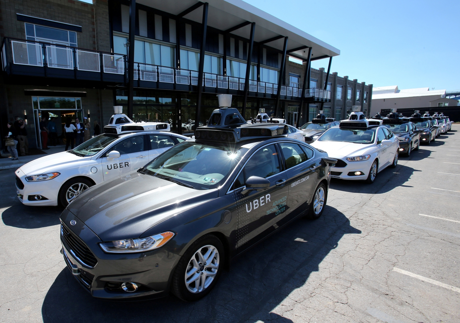 Uber pushes back against demand to cease self-driving in California