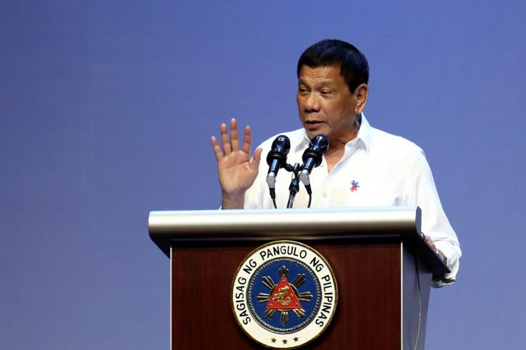 Duterte December