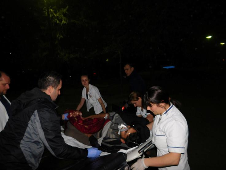 Croatia people smuggling