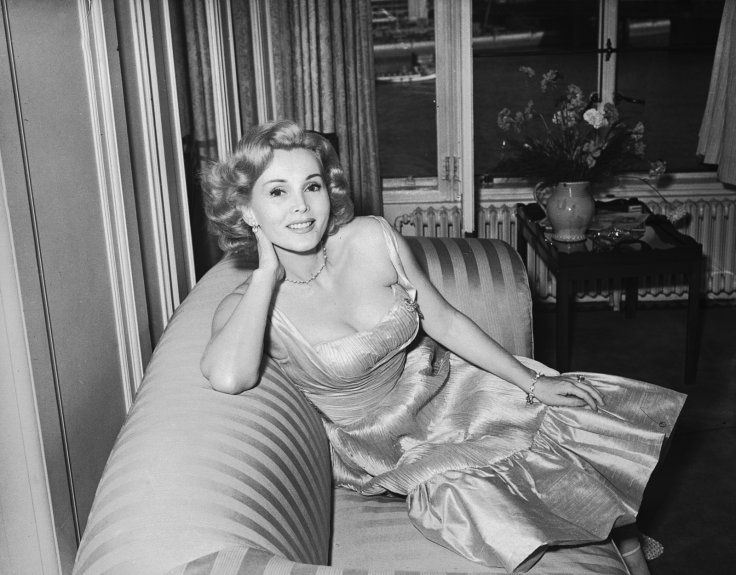 Zsa Zsa Gabor in 1952