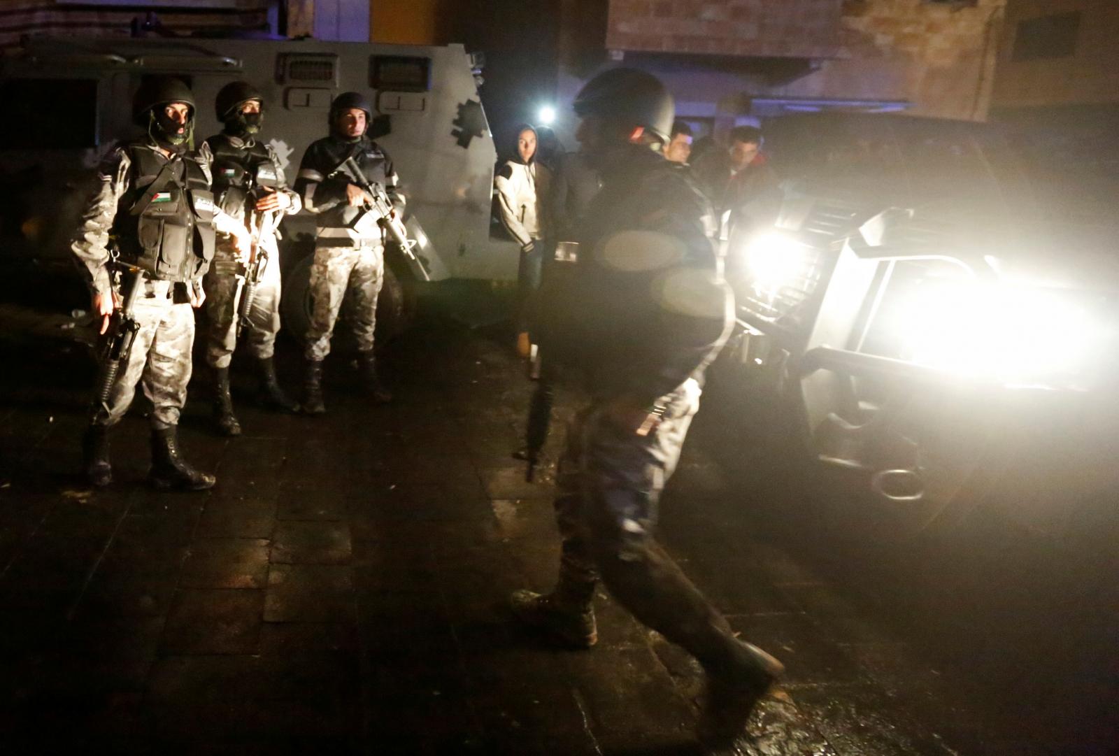 Karak, Jordan shootout: 20 Malaysians safe