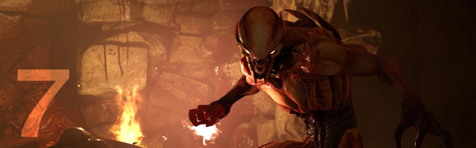 Doom GOTY 2016