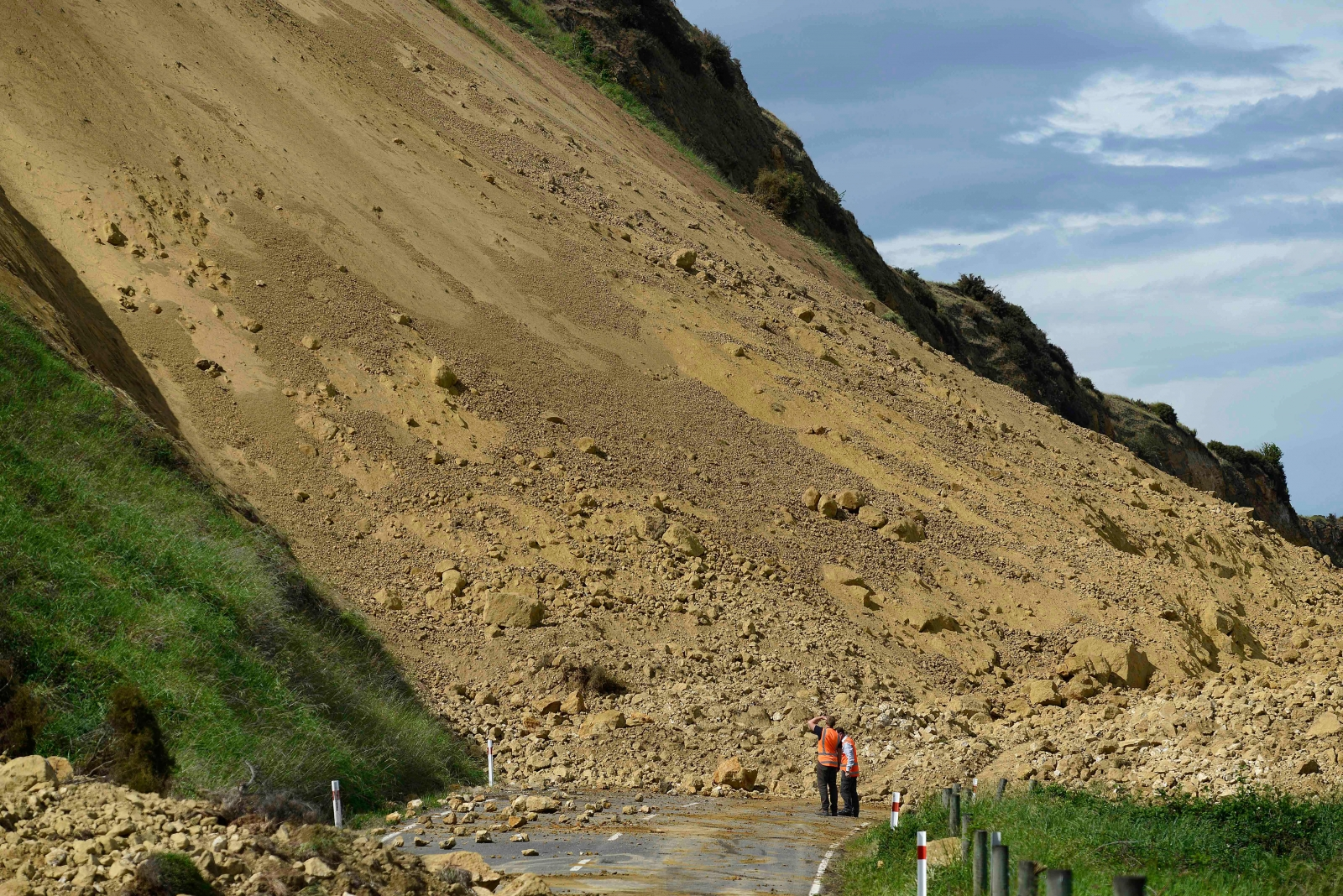 New Zealand: Large megathrust earthquakes happen due to ...