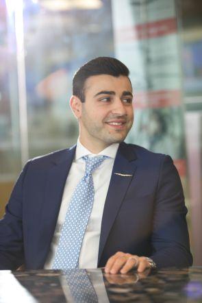 JetSmarter CEO Sergey Petrossov