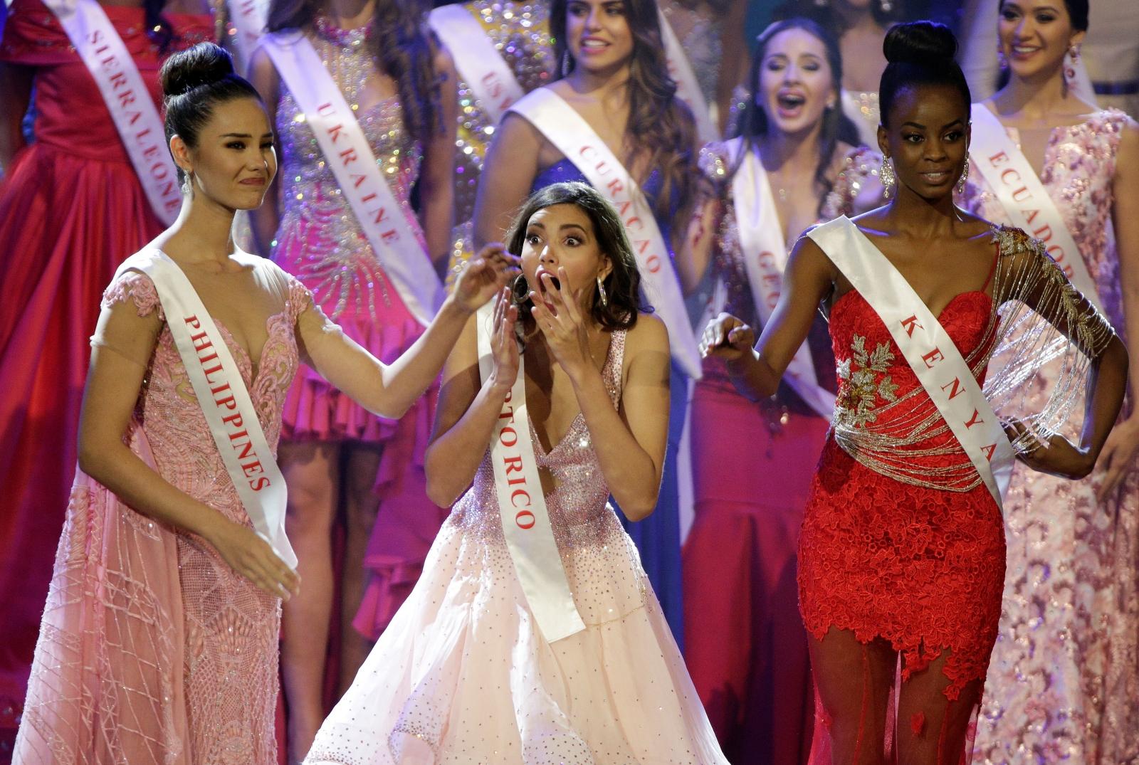 Miss Philippines Catriona Elisa