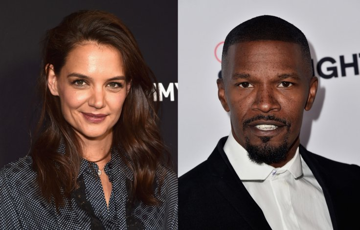 Katie Holmes, Jamie Foxx split reportedly because of singer Sela Vave