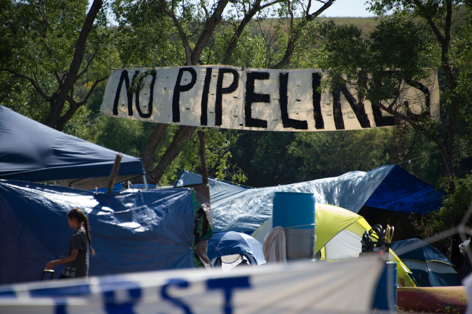 US-ENVIRONMENT-OIL-PROTEST-PIPELINE