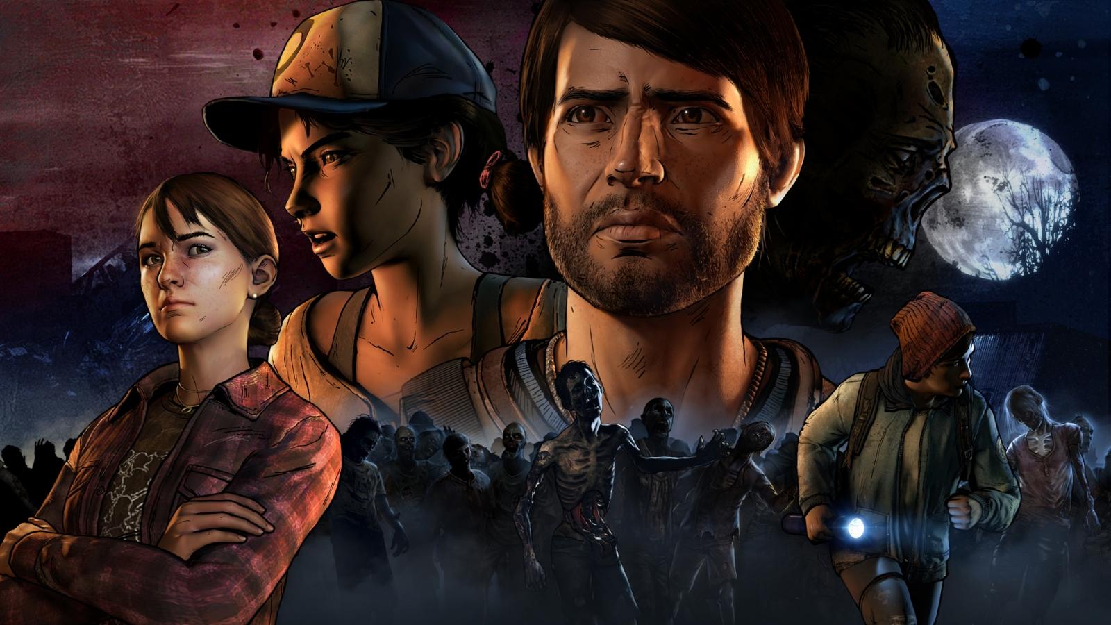 Telltale Walking Dead S3