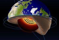 earth\'s core