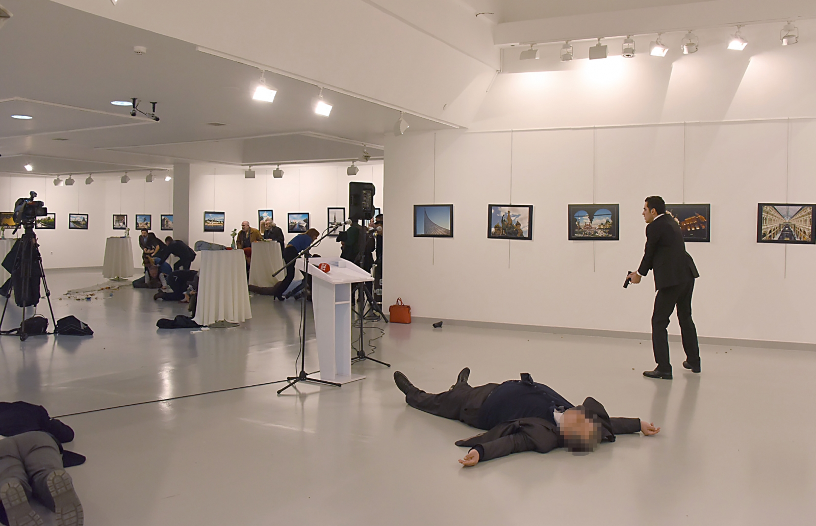 Image result for The Killing Of Russian Ambassador To Turkey
