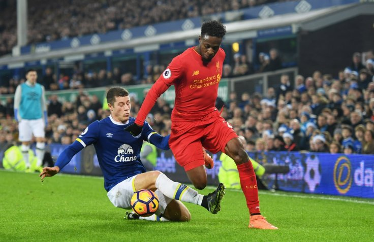 Ross Barkley and Divock Origi