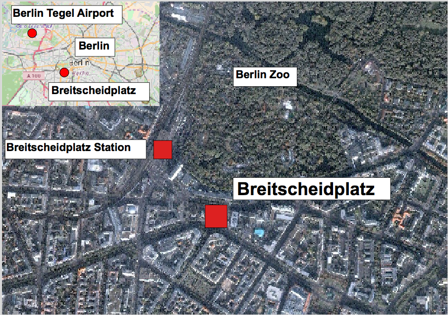 Berlin Christmas market truck crash