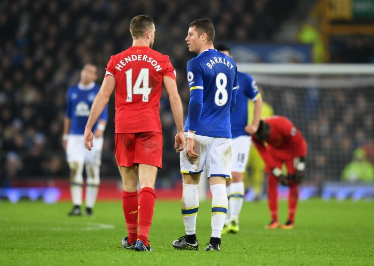 Jordan Henderson and Ross Barkley