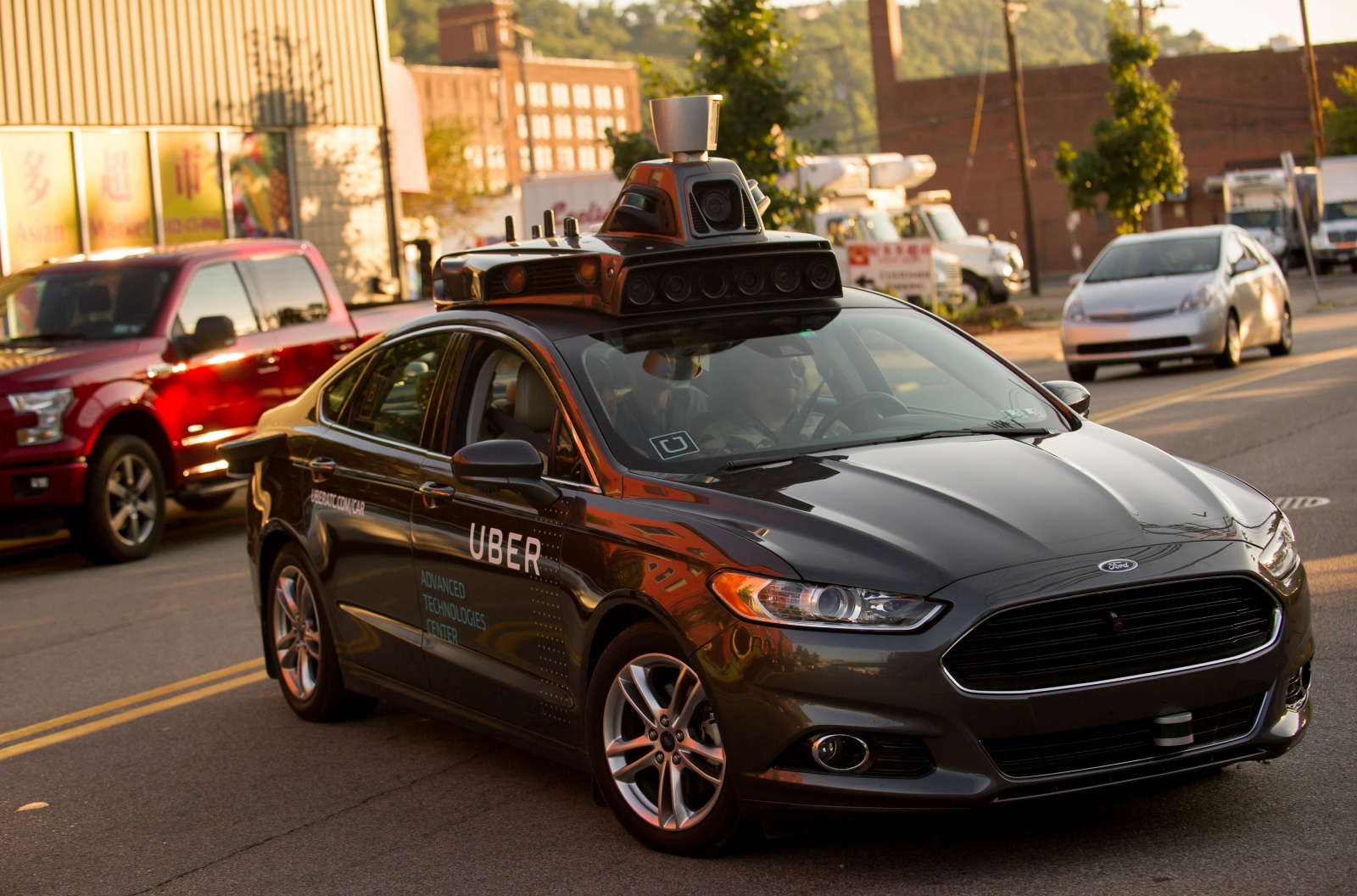 Uber admits self-driving car 'problem' even as firm sees over $800m loss in Q3
