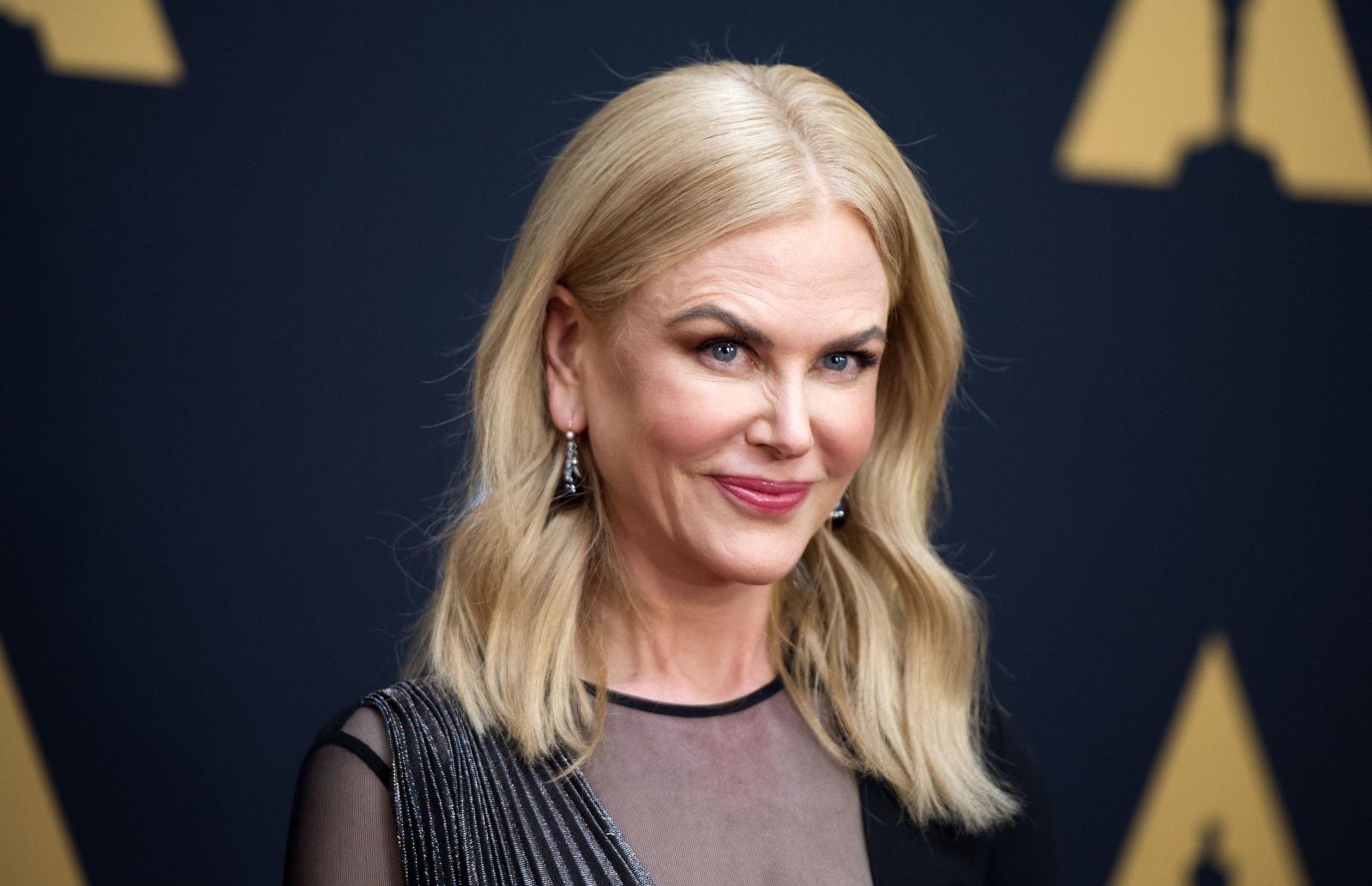 Nicole Kidman wants th...