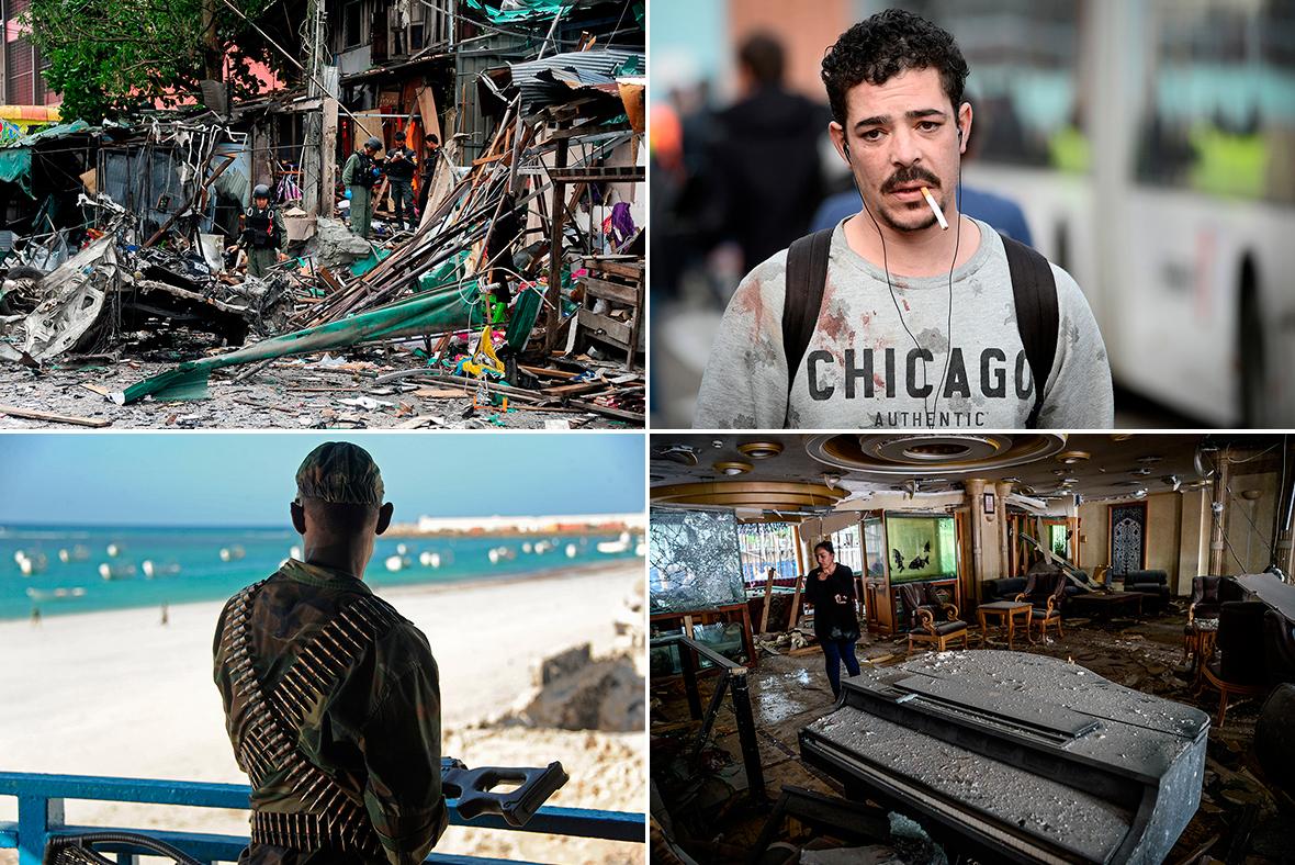 Terror attacks 2016
