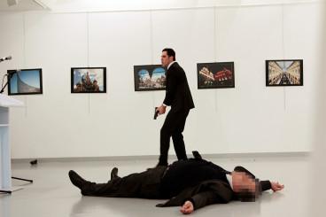 Andrey Karlov Mevlut Mert Altintas ambassador