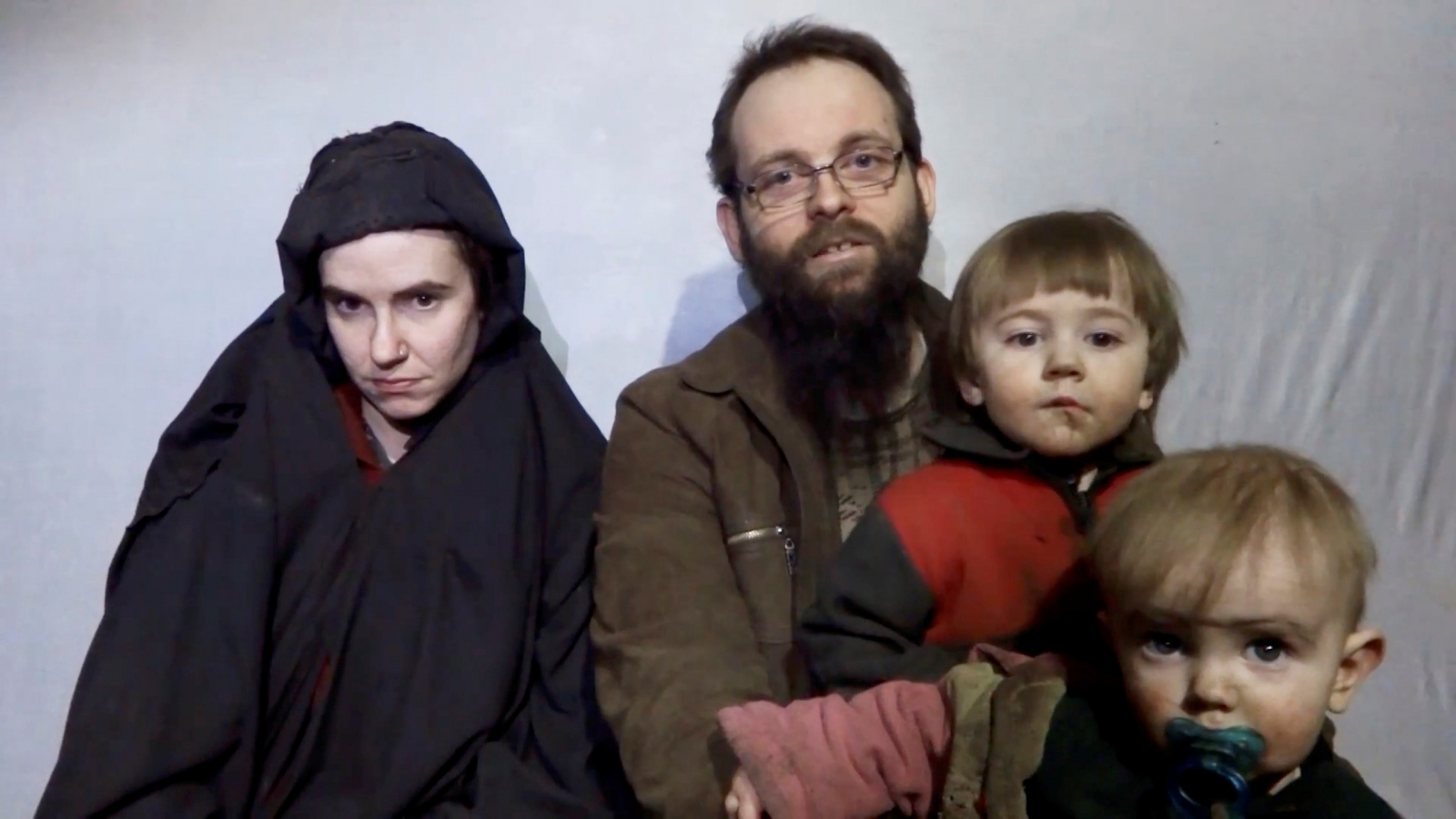 Taliban Canadian hostage