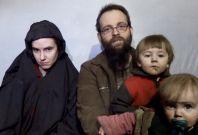 Taliban Canadian hostage