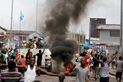 Protests in Kinshasa, DRC