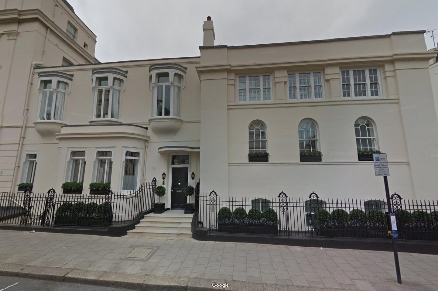 Ashcombe House Eaton Square London property