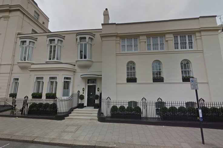 Ashcombe House Eaton Square London property