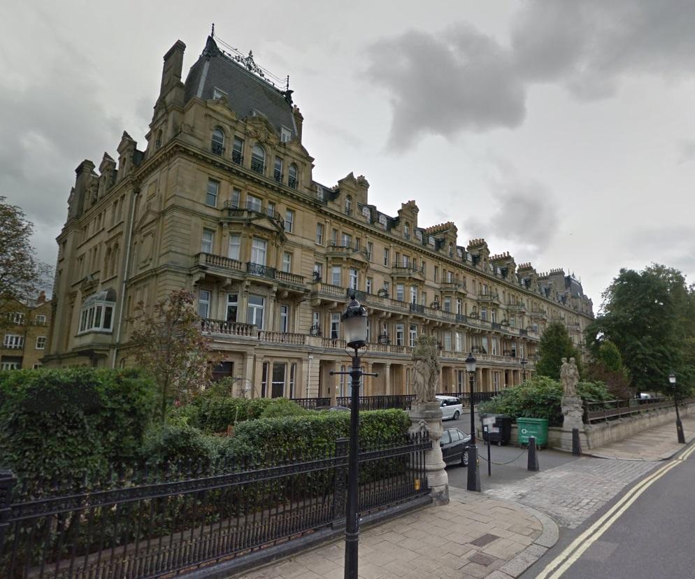 Apartment 4 7 Cambridge Gate Regent's Park