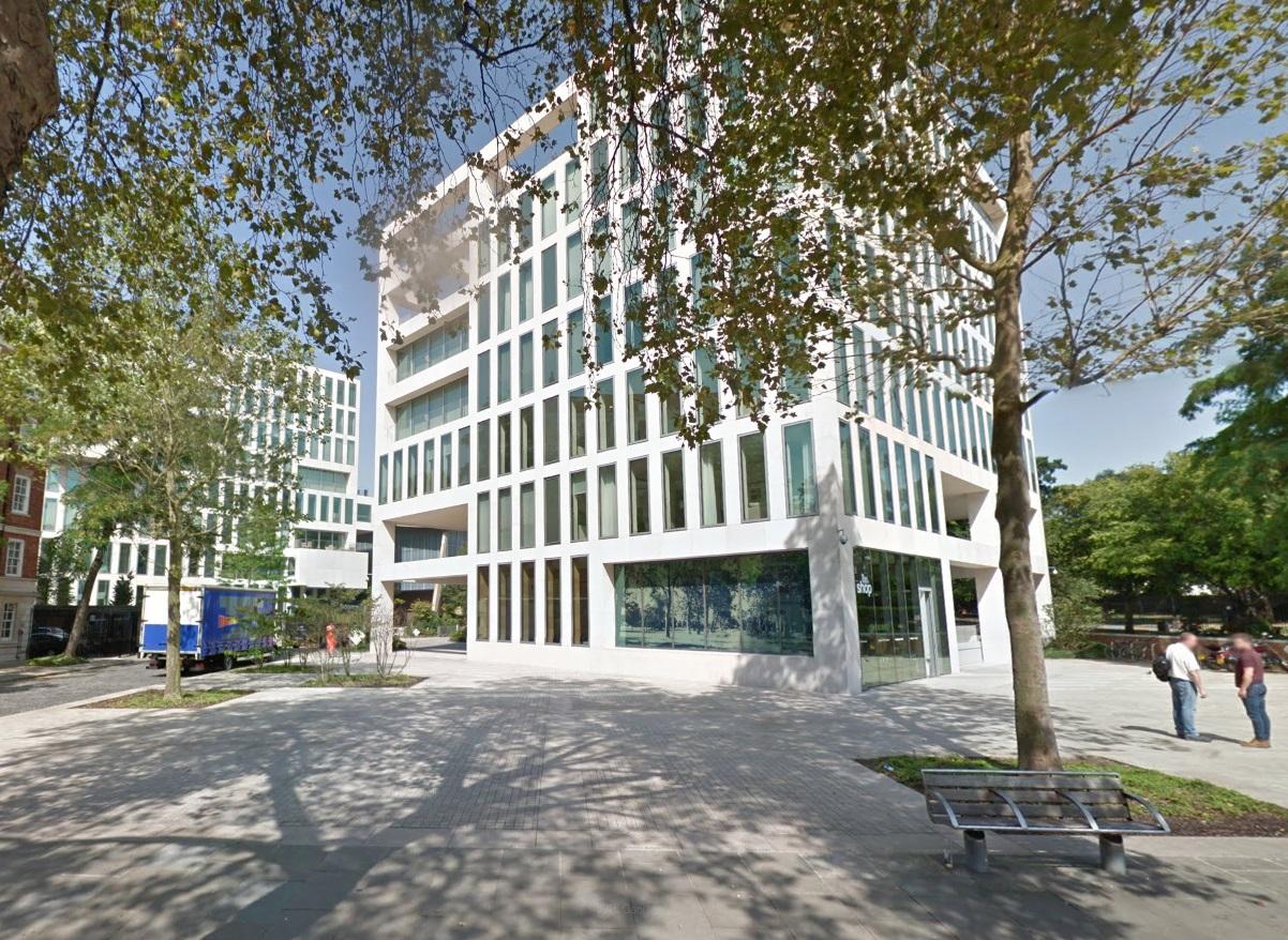 Hollandgreen Place Holland Park London