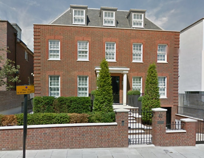 41 Queen's Grove Swiss Cottage London