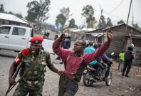 Goma anti-Kabila protests