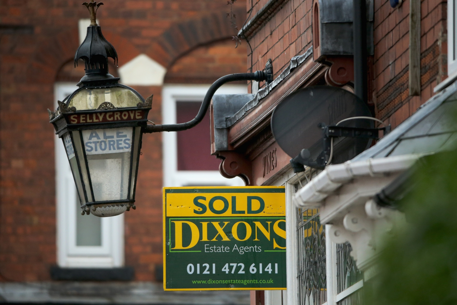 UK house prices property 2017