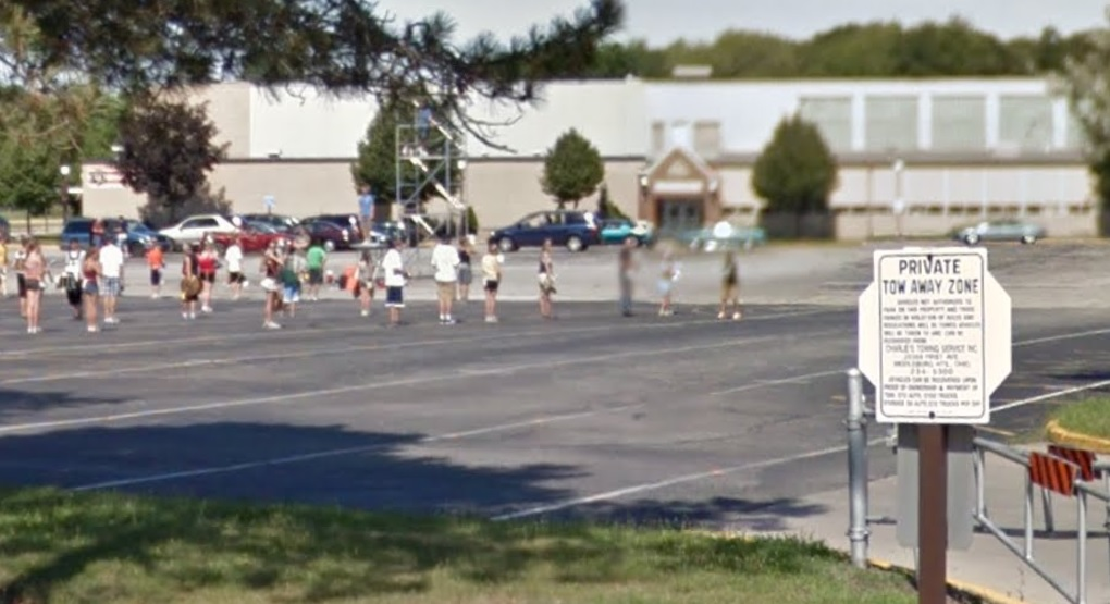 Middleburg Heights school sexting row