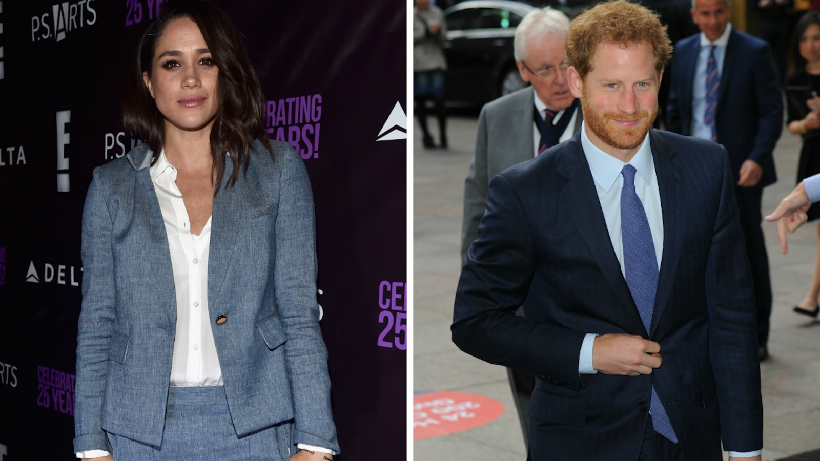 Prince Harry's Lively Dating History: Meghan Markle And More