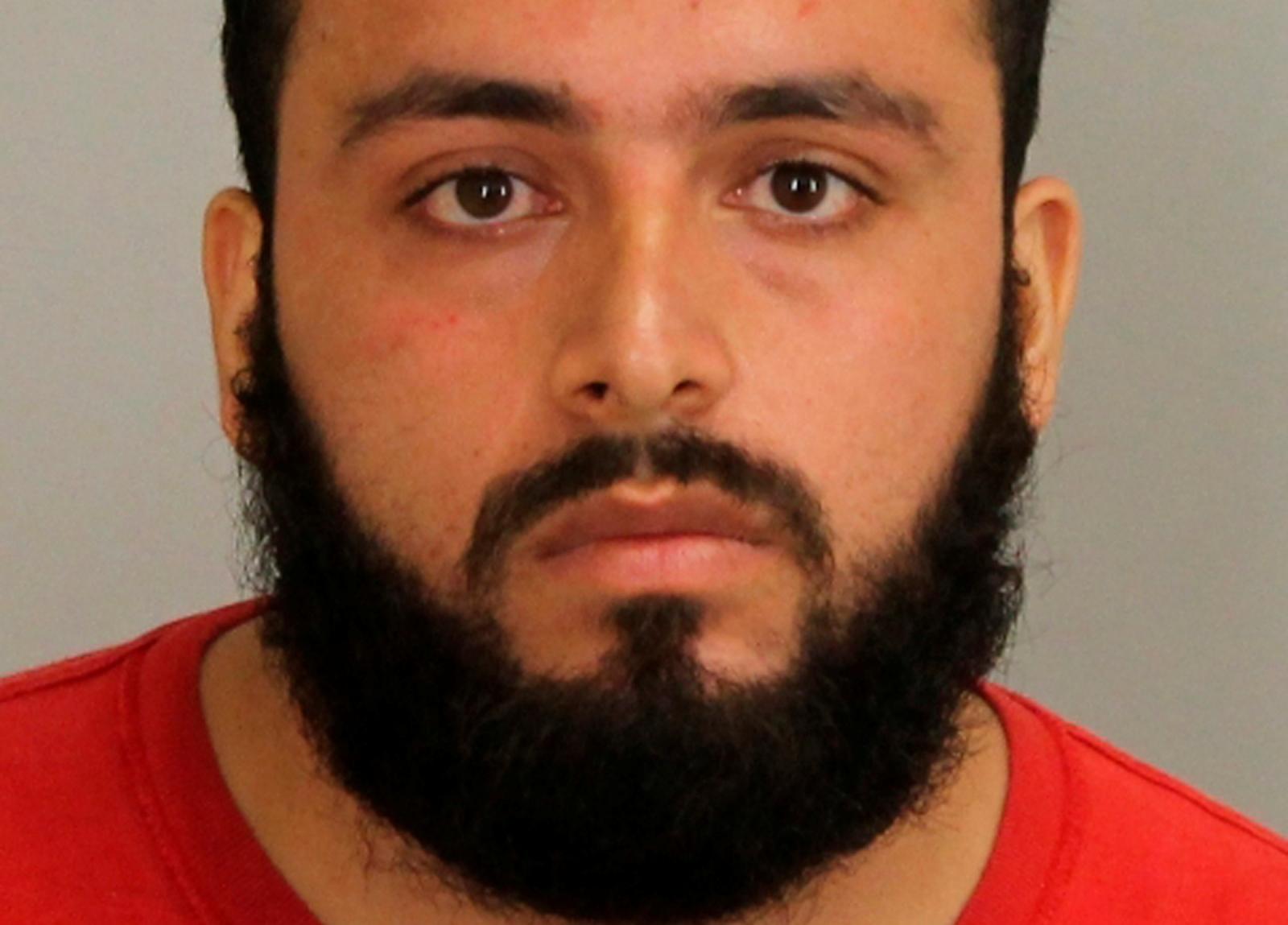 Ahmad Rahimi accused bomb suspect