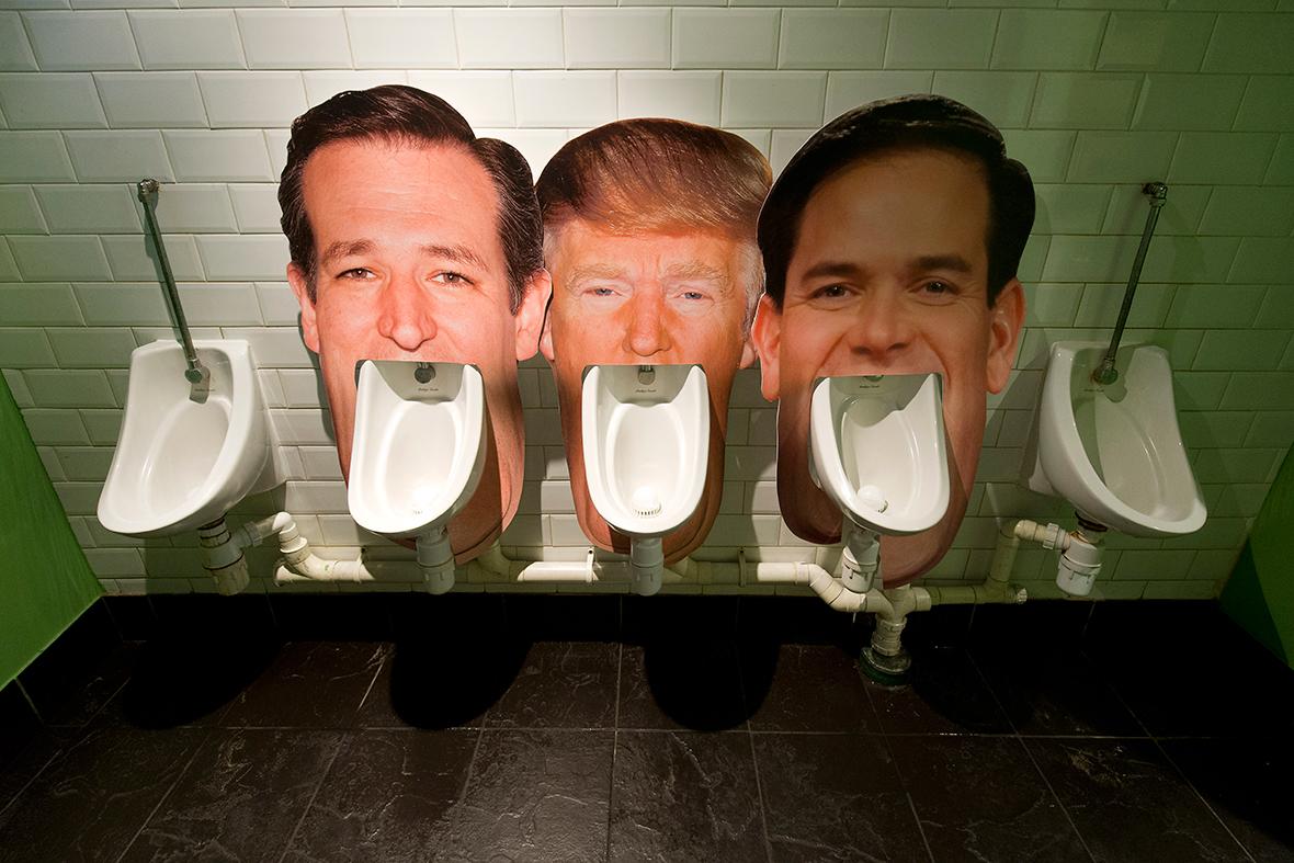 Republican urinals