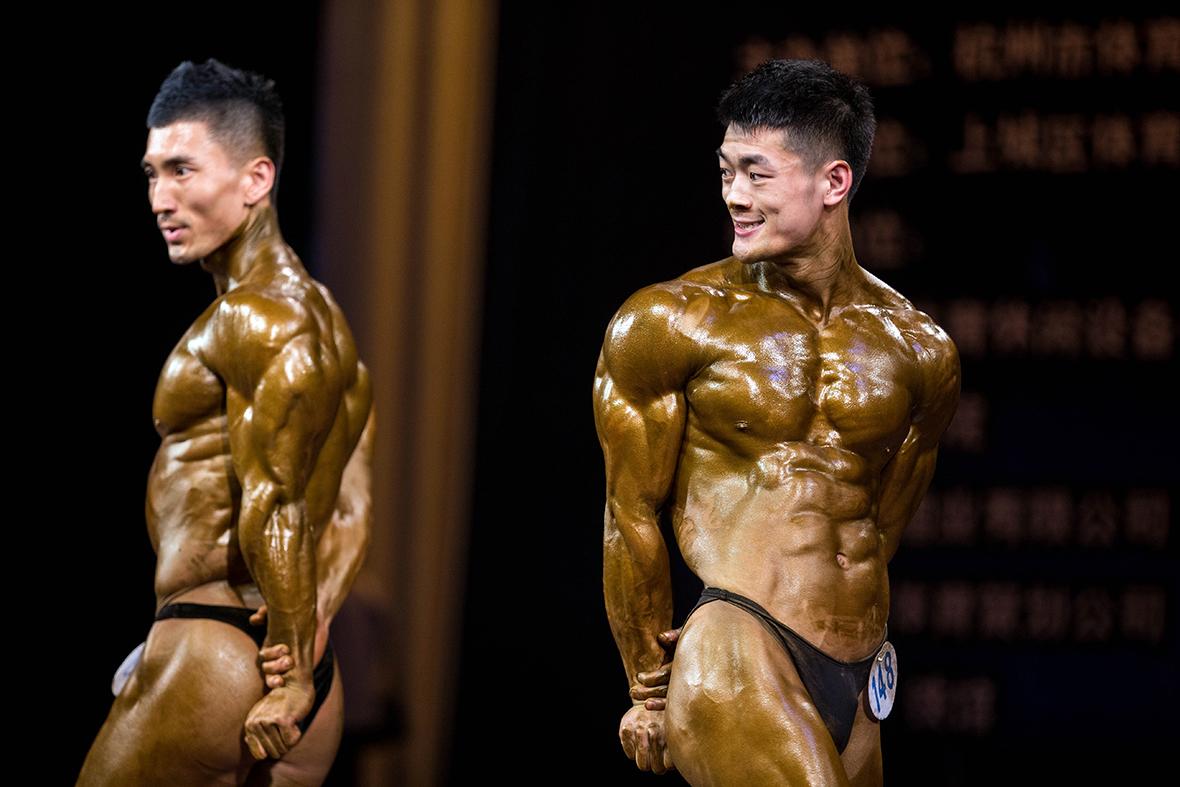 Golden muscles