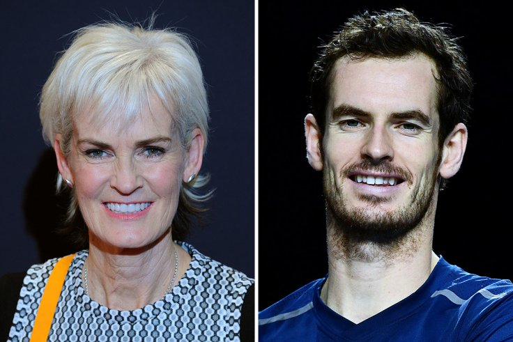 Andy Murray Judy Murray