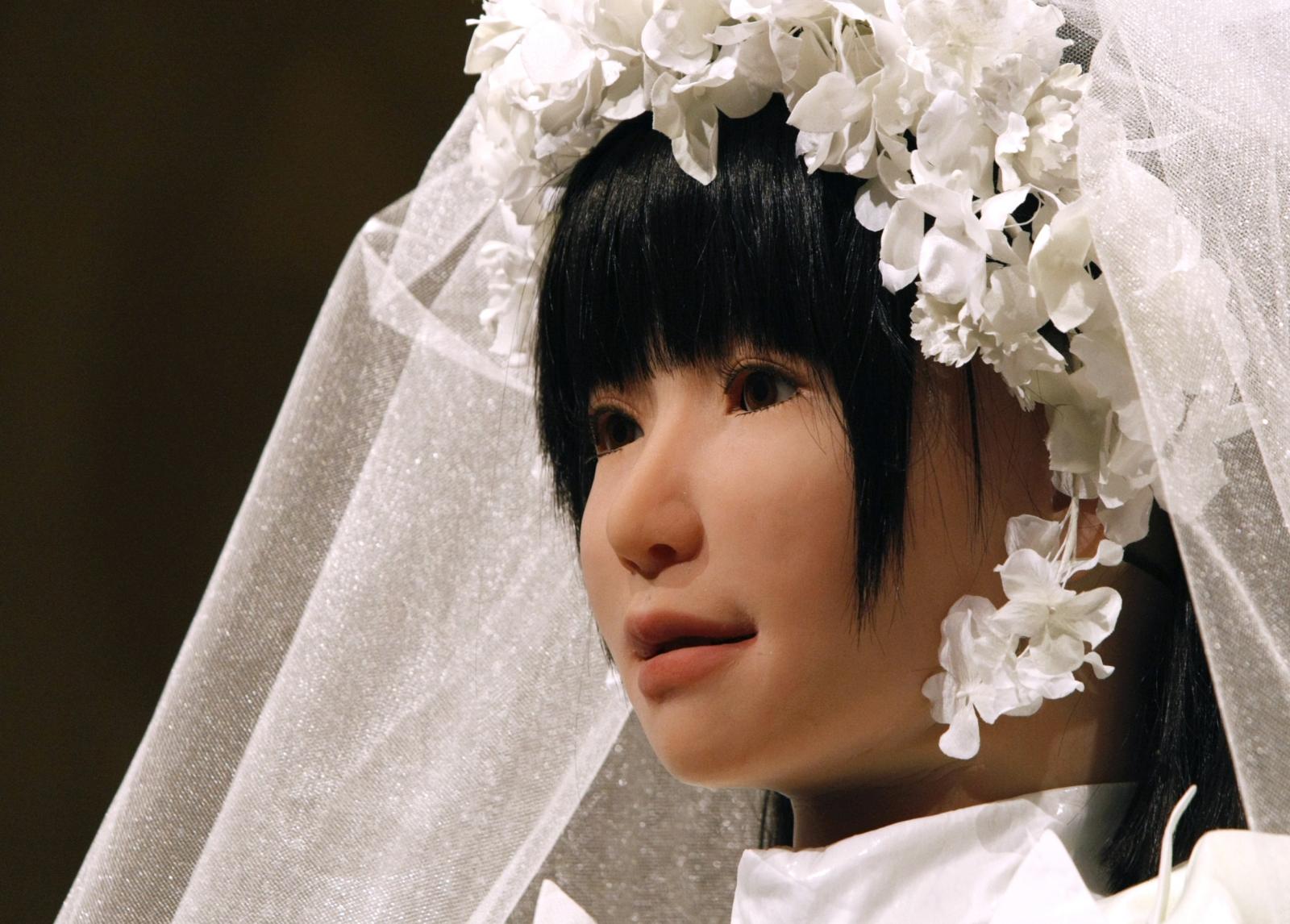 robot marriage 2050