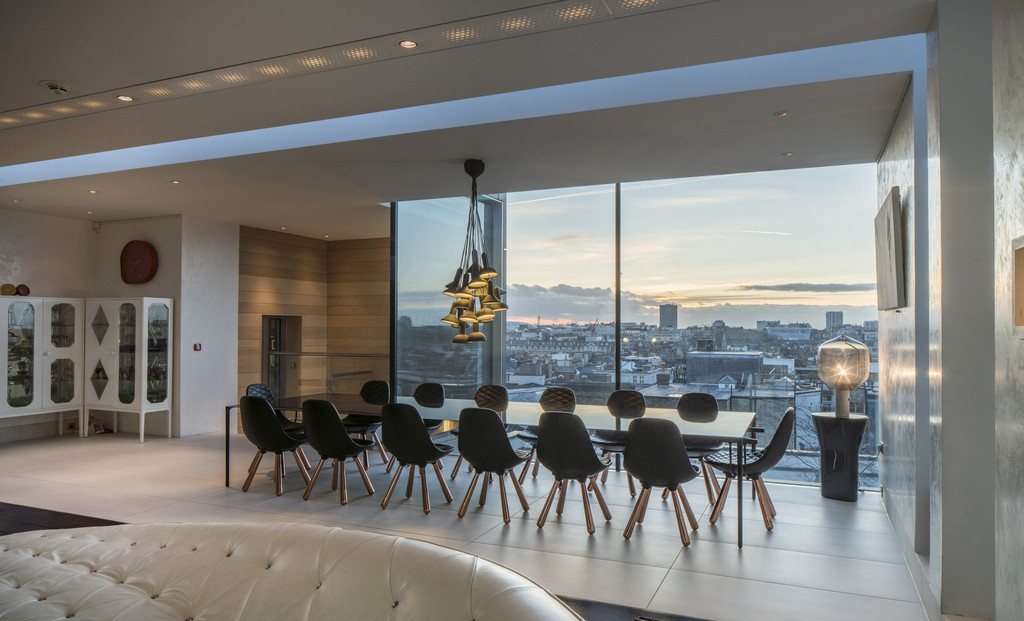 Penthouses for sale UK London property Zoopla