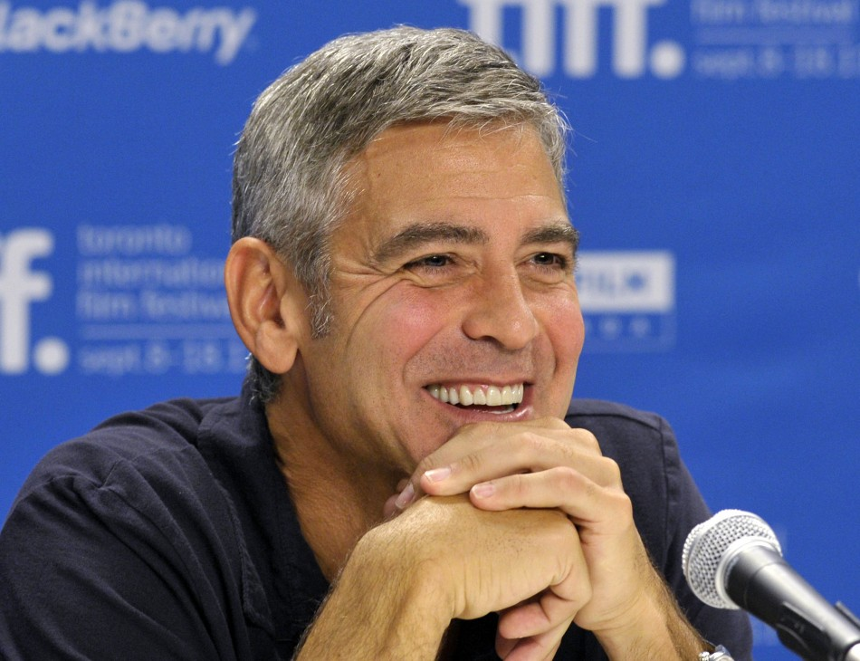 Clooney Gets Hitched