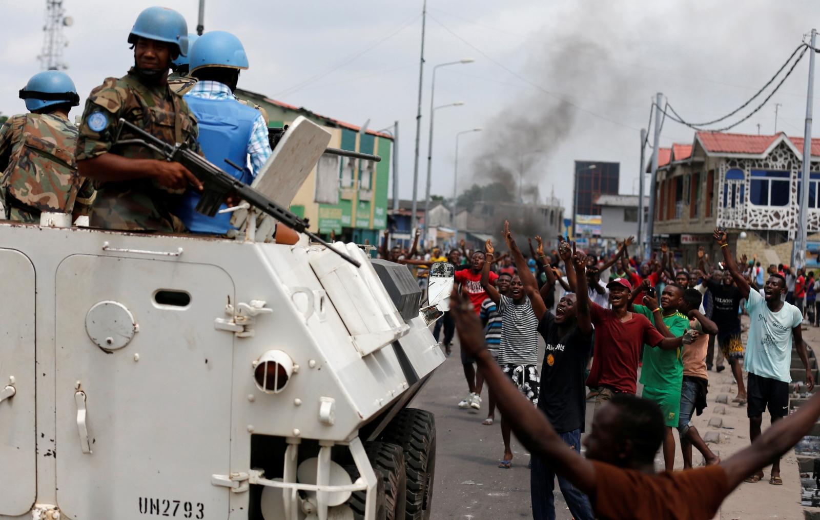 DRC anti-Kabila protests
