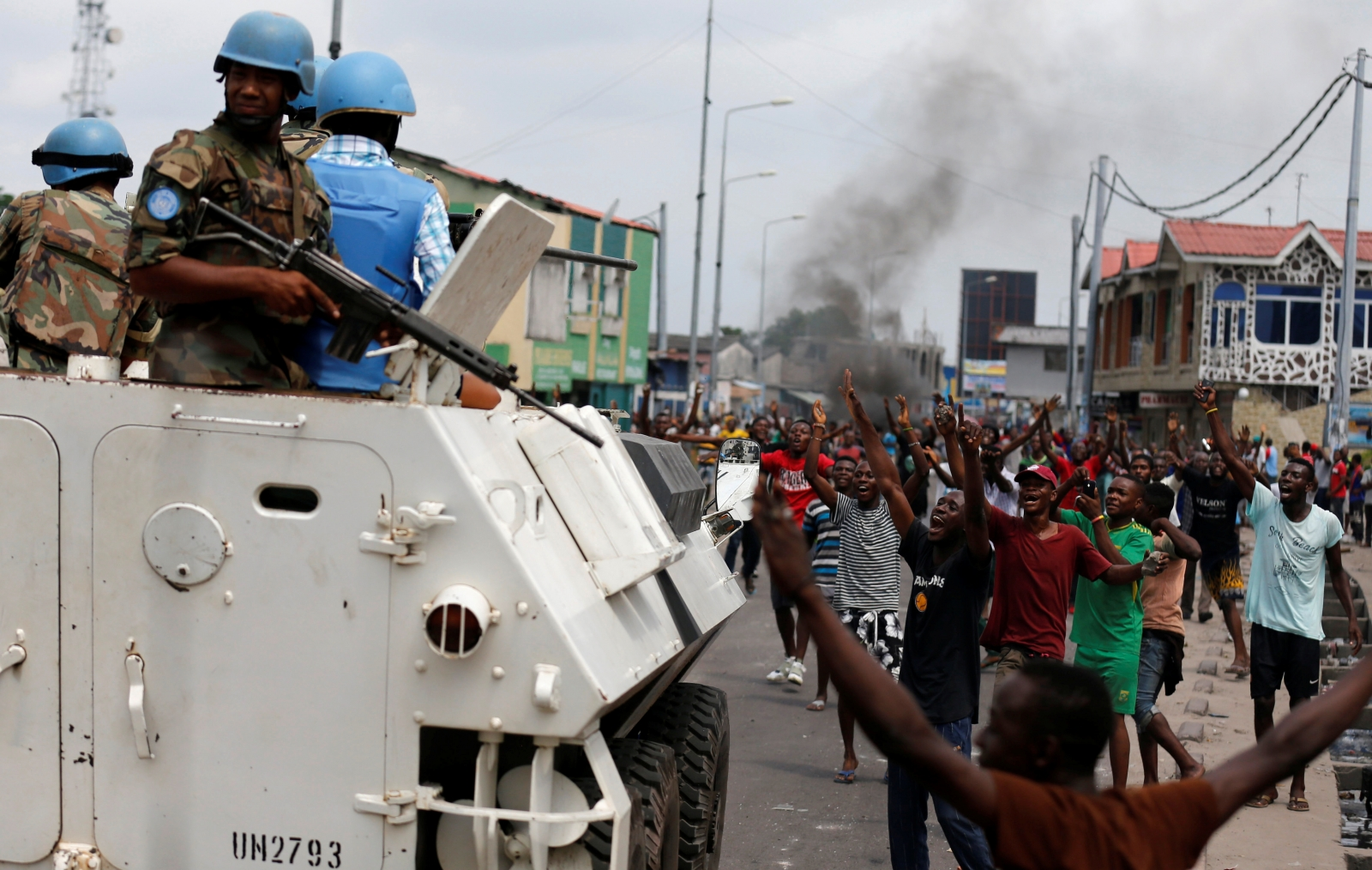 DRC anti-Kabila protests