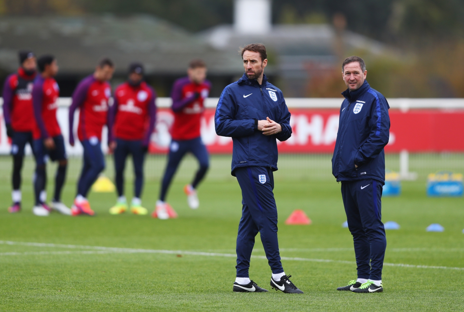 Member of Chelsea's coaching staff to take up England role