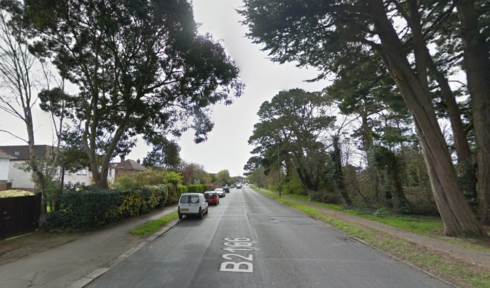 Aldwick Road Bognor Regis infanticide