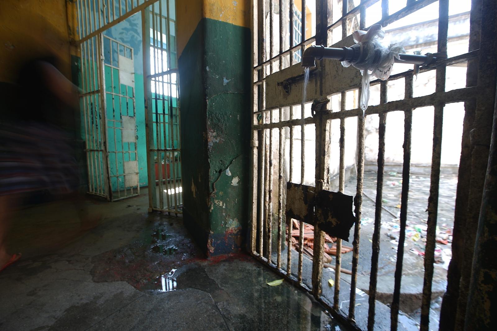 brazilian prison