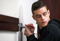 Rami Malek as Elliot Alderson in MrRobot